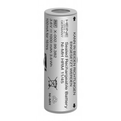 Batterie rechargeable Nimh (3,5V)