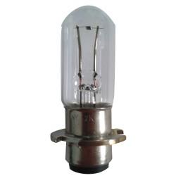 Lampe 6v 15w P25d4