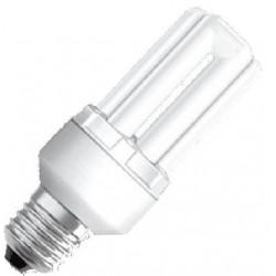 Fluocompacte E27 alimentation électronique intégrée