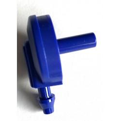 Raccord coudé pour tensiomètre électronique