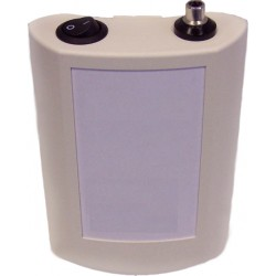 Boîtier piles portable pour miroir de Clar
